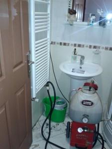 Petek Temizleme Makinesi