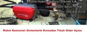Ankara Tıkalı Tuvalet Açma