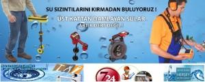 Cihazla Kırmadan Su Kaçak Bulma Ankara